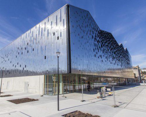 Projet 3D complexe pluridisciplinaire Simone Veil Havre