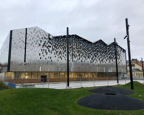 Projet Danton nouveau complexe au Havre