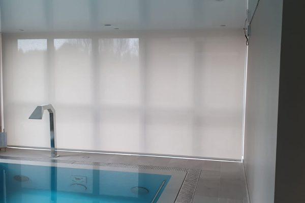 Store piscine Résidence Senior Les Diamants Blancs