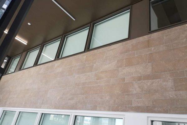 Fenêtres bâtiment EHESS