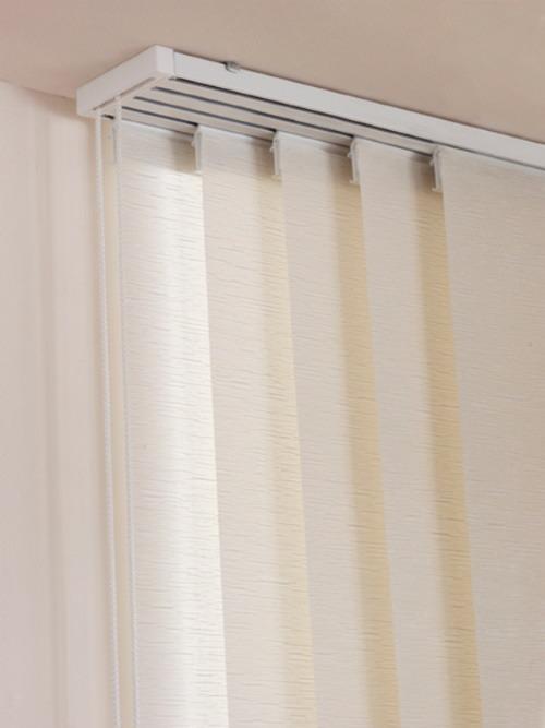 Rail panneaux japonais bandes sur-mesure